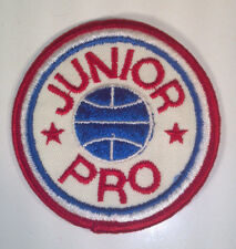 "Vintage Junior Pro Volleyball 3"" Patch Badge"