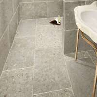 Marshalls Barancos Blue Honed Limestone Floor & Wall Tiles 300x600