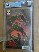 CUSTOM LABEL Venom #3 🔥2nd print🔥 1st full app of Knull CGC 9.8 CARNAGE!!!
