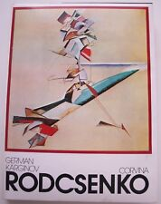 RODCHENKO Russian AVANT GARDE painting poster graphic collage design photography