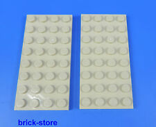 LEGO nr- 4509897/4x8 Beige Placa / 2 piezas