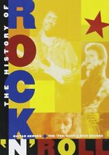 NEW  The History of Rock 'n' Roll: Guitar Heroes & The '70s DVD 1970'S 2004 ROCK