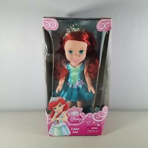 """My First Disney Princess Ariel Explore Your World Toddler Doll New In Box 14"""""""