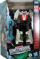 Transformers ~ WHEELJACK FIGURE ~ Deluxe Class ~ Earthrise War For Cybertron WFC