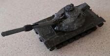 Vintage dinky toys leopard tank