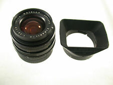 Leica Elmarit R 2,8/28 28 28mm f2, 8 3-cam GERMANY adaptable M m9 m10/17