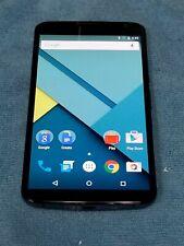Motorola Nexus 6 32Gb Midnight Blue Xt1103 (Unlocked) Gsm World Phone Vg882