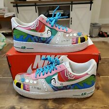 Nike Air Force 1 AF1 Flyleather X Ruohon Wang CZ3990-900 Men's Size 9.5