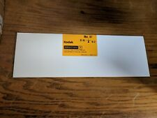 "Kodak Wratten 2 Optical Filter #87 (Opaque Infrared) 100mm x 300mm (4"" x 12"")"