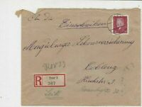 german 1929 stamps cover  ref 18844