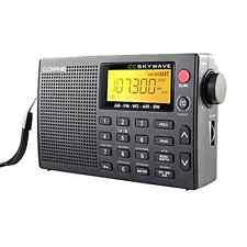 C Crane CC Skywave AM, FM, Shortwave, Weather And Airband Portable Travel Radio