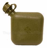 US Military 2 Quart Collapsible CANTEEN M-1 NBC Chem Cap BPA Free USGI OD NEW