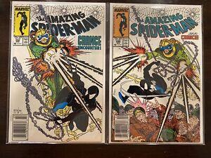 Amazing Spider-Man #298 & 299