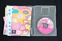 Made in Wario Japanese Nintendo Gamecube NTSC-J Free Shipping