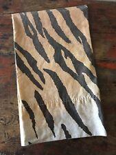 Ralph Lauren Tiger Beckett One Pillowcase STANDARD Medieval Animal Print Aragon