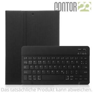 "Schutzhülle inkl. Bluetooth-Tastatur SCHWARZ 10.2"" Apple iPad 2020 8. Generation"