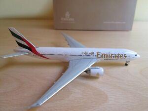 GEMINI EMIRATES BOEING 777-200LR GJUAE1352 1/400 RARE