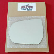 NEW Mirror Glass 00-06 MAZDA MPV Van Driver Left Side LH