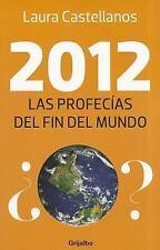 2012: LAS PROFECIAS DEL FIN DEL MUNDO (Spanish Edition)-ExLibrary