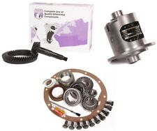 "CHEVY GM 8.5"" - 3.73 YUKON RING AND PINION - 30 SPLINE POWERGRIP POSI - GEAR PKG"