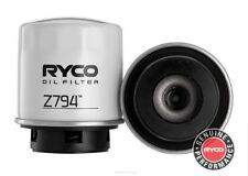 Ryco Oil Filter FOR Volkswagen Polo 2010-2014 1.4 GTI (6R) Hatchback Z794