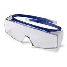 uvex super otg 9169065 farblos / navy-blau Schutzbrille Überbrille