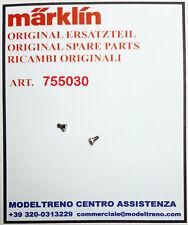 MARKLIN 75503 - 755030 BULLONCINI (2pz.) SCHR.SECHSK.A.(2 St.) M2,0X4 VN