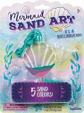Toysmith Mermaid Sand Art from Little Folks