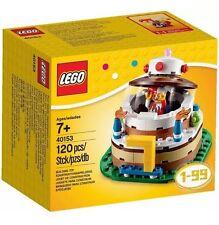 Lego 40153 Birthday Table Decoration Cake BNIB