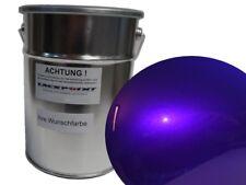 2 litres prêt à pulvériser peinture base eau mystic violet metallique
