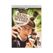 YOUNG SHERLOCK HOLMES DVD Nicholas Rowe Alan Cox Anthony Higgins Sophie Ward