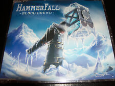 Hammer Fall Blood Bound Metal 3 Track CD Single - New