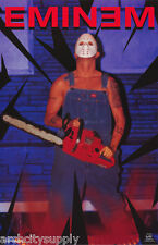 POSTER : MUSIC: EMINEM  - CHAINSAW        FREE SHIPPING !      #6548       RC7 A