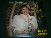 In The Garden Kay French~SEALED~NEW~RARE 19170s? Private Label Christian Xian