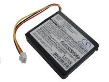 Batería de reemplazo Reino Unido stock CE RoHS TomTom 125 Li-Ion