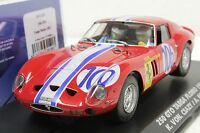 FLY 042101 FERRARI 250 GTO TARGA FLORIO 1963 NEW 1/32 SLOT CAR IN DISPLAY CASE