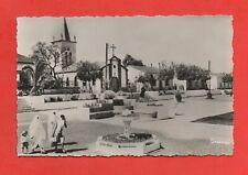 Algérie - TIPASA - L'église et la Mairie   (K2829)
