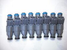 Set of Eight (8) Flow Matched 24 lb GM 5.7L V8 Bosch Fuel Injectors # 0280155931