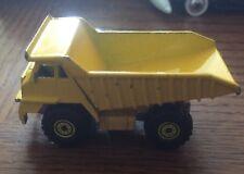 Hot Wheels Dump Truck Malaysia Copyright 1979 #2