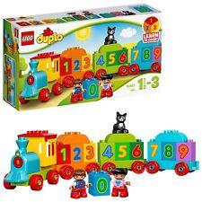 LEGO Duplo 10847 - Set Costruzioni Il Treno dei Numeri, Gioco Bambini 1,5-3 anni