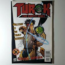 TUROK Comic - The Empty Souls - No 1 - Acclaim / Valiant Comic's