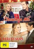CHRISTMAS MIX & A FAIRYTALE CHRISTMAS DVD [New/Sealed] Haylie Duff