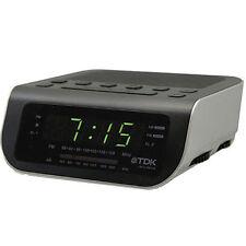 Portable AM/FM Radios with Alarm