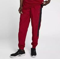 MEDIUM Men's Nike Jordan SPORTWEAR Diamond pants red black sport AQ2686 687
