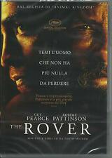 The Rover (2013) DVD