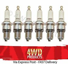 Spark Plug SET [NGK] - for Nissan Patrol Ford Maverick GQ 4.2 TB42S (88-92)