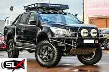 HOLDEN COLORADO XROX BULLBAR 06/2012 on INCL BASH PLATE COLORADO LT LX XROX BAR