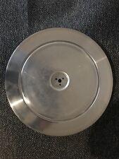 Original Thorens TD 124/2 Aluminium Überteller