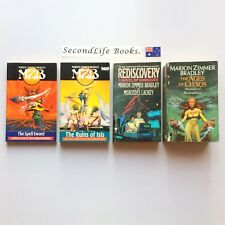 x4 DARKOVER Novels ~ Marion Zimmer Bradley. Rediscovery Age Of Chaos.