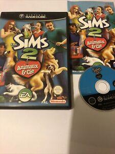 😍 Jeu Nintendo Gamecube Complet Pal Fr Les Sims 2 Animaux Et Cie Compagnie